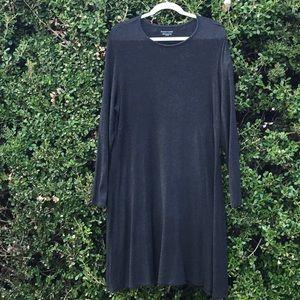 Eileen Fisher Viscose/spandex blend dress